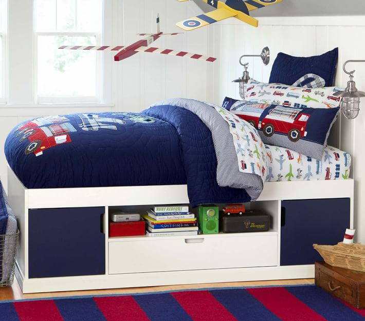 Brody Quilt Pottery Barn Kids
