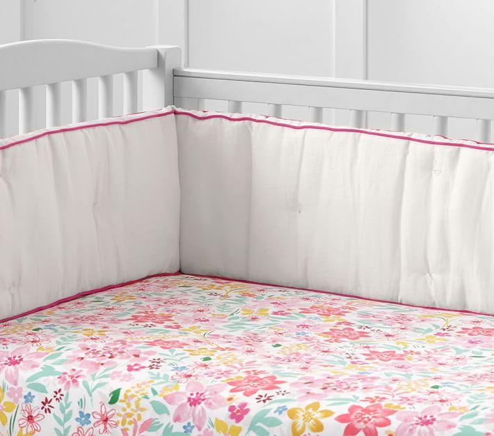 Pia Penelope Crib Bedding Sets Pottery Barn Kids