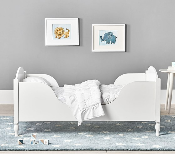 Shelter Toddler Bed Pottery Barn Kids