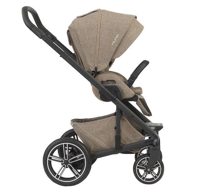 Nuna Mixx2 Travel System With Pipa Infant Car Seat