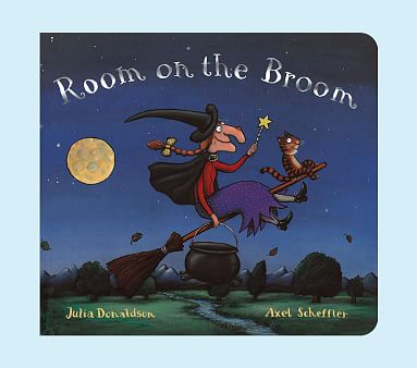 Room On The Broom Board Book By Julia Donaldson Kids