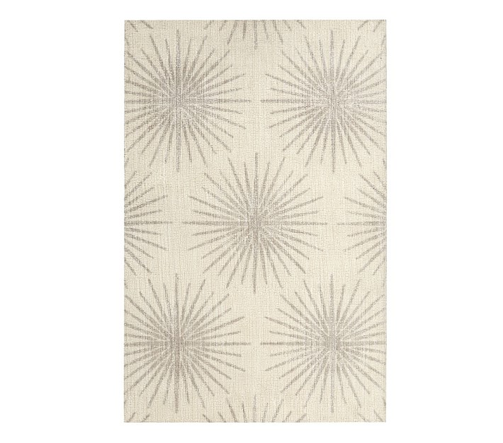 Firework Rug Patterned Rugs Pottery