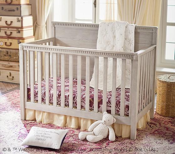 Harry Potter Patronus Crib Bedding