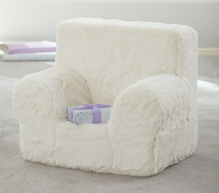 Doll Faux Fur Anywhere Chair 174 Baby Doll Acessories
