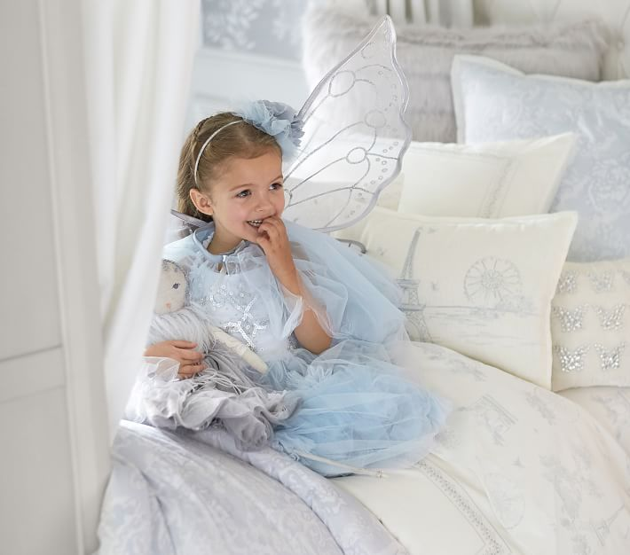 Monique Lhuillier Something Blue Kids Comforter Set