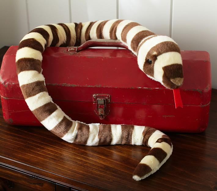 Snake Plush Pottery Barn Kids