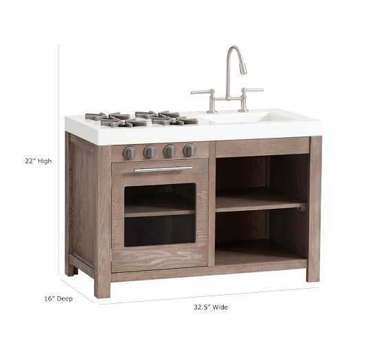 kitchen collection locations charlie play kitchen collection pottery barn kids