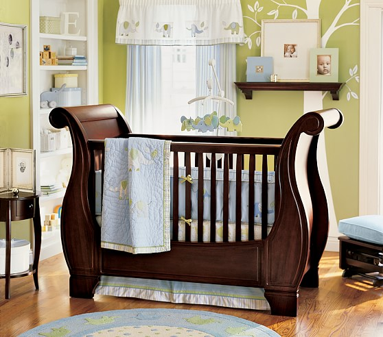 Eli S Elephant Nursery Bedding Set