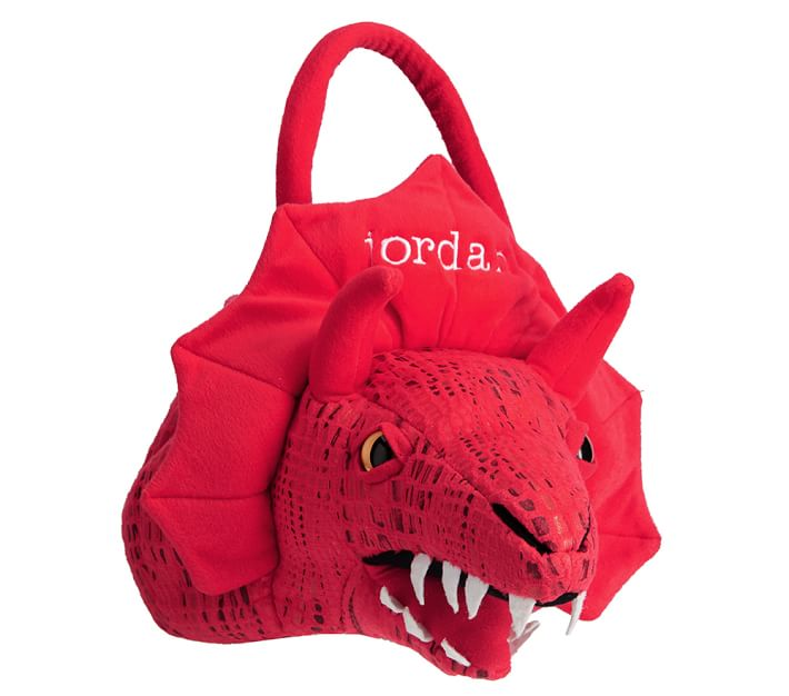 Red Dragon Trick Or Treat Bag Pottery Barn Kids