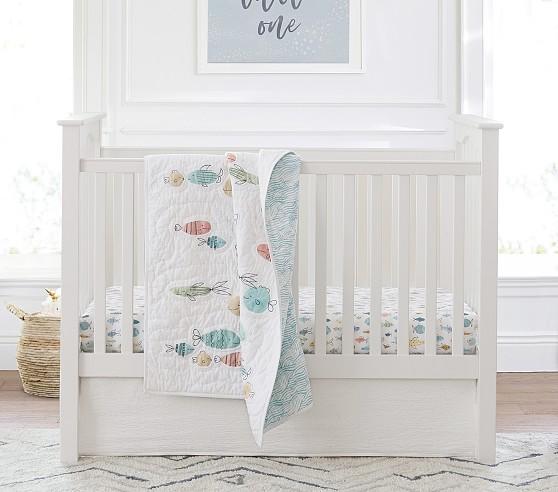 Crib To Bed Convertible Cribs Cribs Pottery Barn Kids