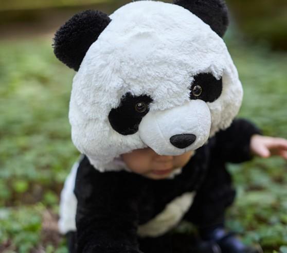 Anxiety Stuffed Animal, Baby Panda Halloween Costume Pottery Barn Kids