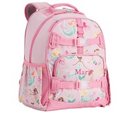 Potterybarn Mackenzie Pink Mermaid Friends Glow-in-the-dark Backpacks