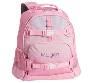 Potterybarn Mackenzie Pink Sunrise Ombre Glitter Backpacks