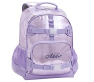Potterybarn Mackenzie Lavender Shine Backpacks