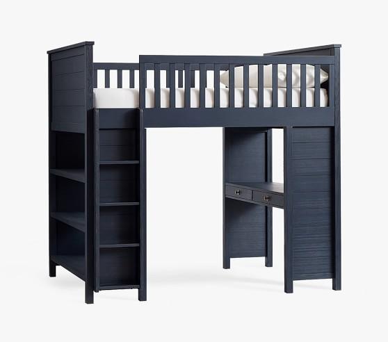 Bunk Beds Amp Loft Beds For Kids Pottery Barn Kids