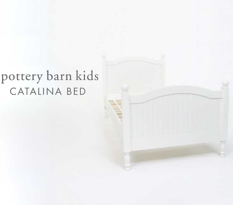 Catalina Kids Bed Pottery Barn