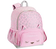 Potterybarn Mackenzie Critter Pink Glitter Kitty Girls Backpack