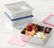 Potterybarn Spencer Stainless Bento Box Food Container
