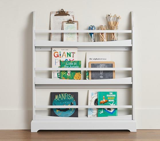 Madison 3-Shelf Kids Bookshelf | Pottery Barn Kids