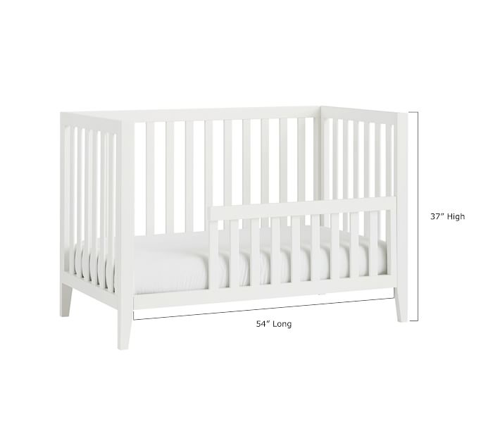 Marlow Toddler Bed Amp Conversion Kit Pottery Barn Kids