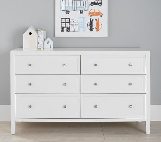 Parker Extra Wide Nursery Dresser