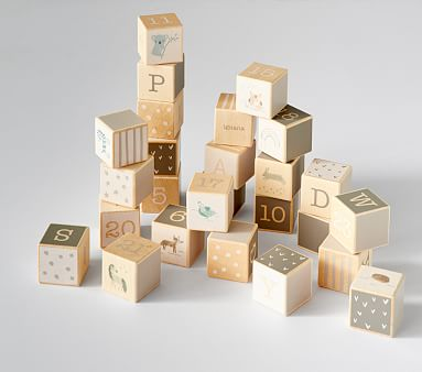 Potterybarn PBK Neutral Blocks