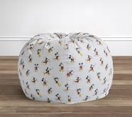 Kids Bean Bag Chairs Anywhere Beanbags Pottery Barn Kids