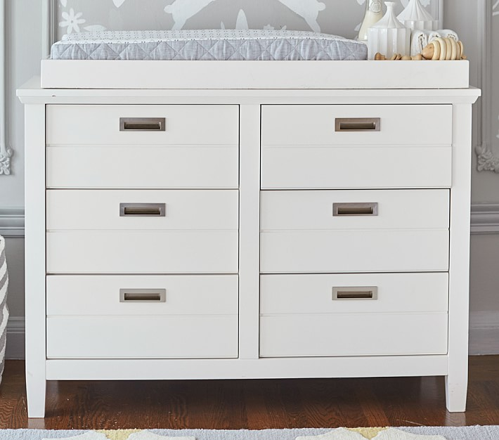 Emery Changing Table Dresser Topper