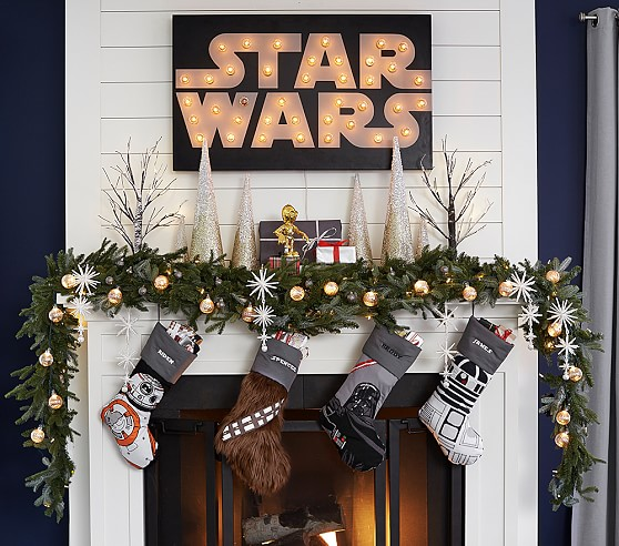 star wars stocking collection c