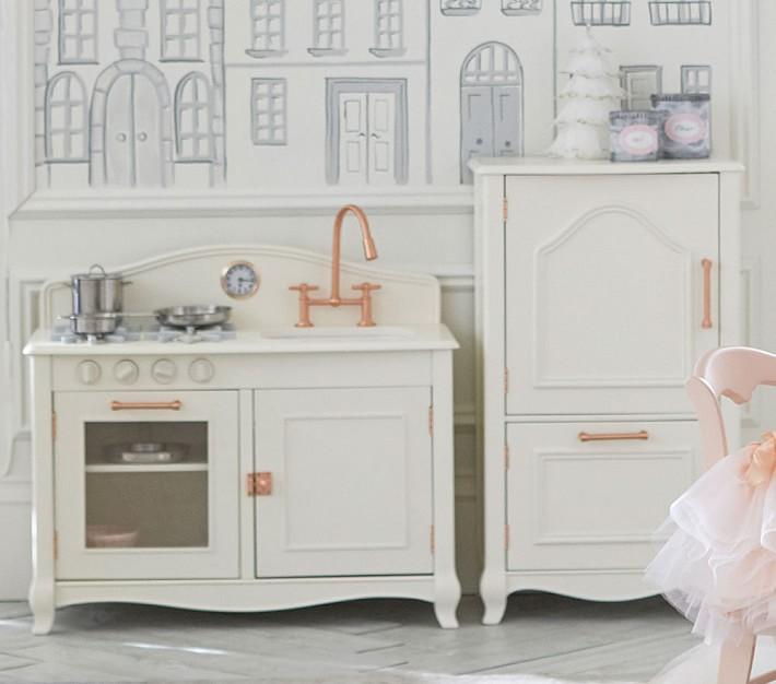 Monique Lhuillier Romantic Play Kitchen Collection Pottery Barn Kids