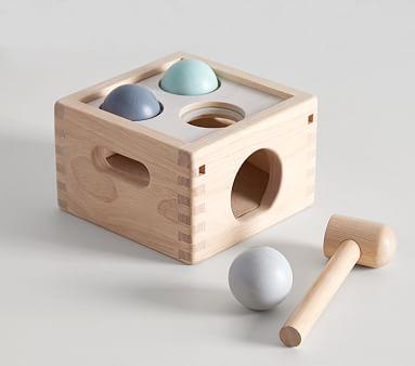 Potterybarn Plan Toys x pbk Punch Drop