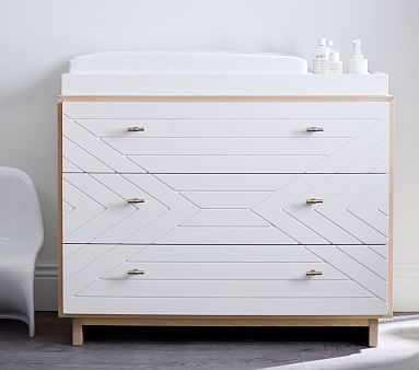 Cora Nursery Changing Table Dresser