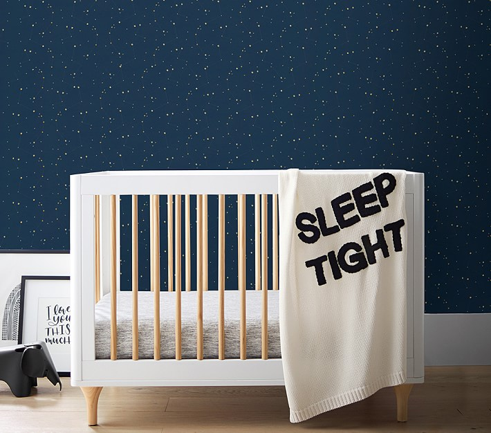 Chasing Paper Modern Wallpaper Night Sky Pottery Barn Kids,Vacation Best Places To Travel In The Us