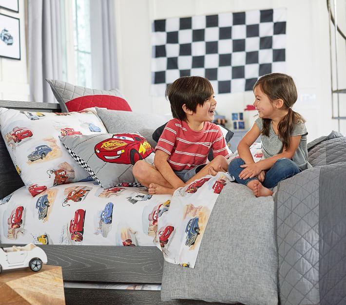 Disney Pixar Cars Kids Sheet Set Pottery Barn Kids