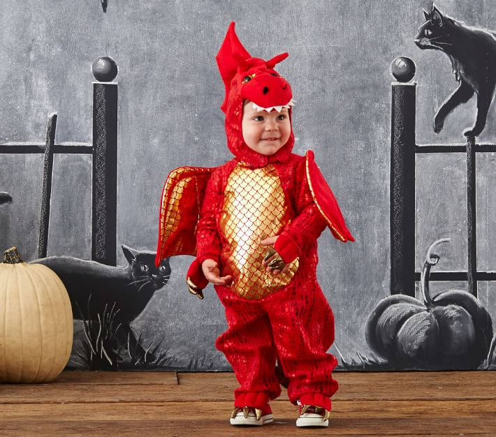 Baby Red Dragon Costume Pottery Barn Kids