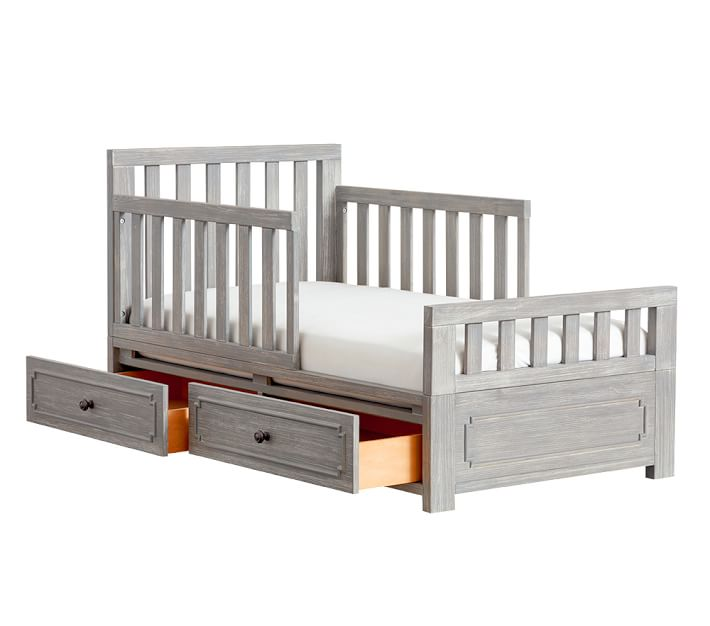 Weston Toddler Bed Amp Conversion Kit Pottery Barn Kids