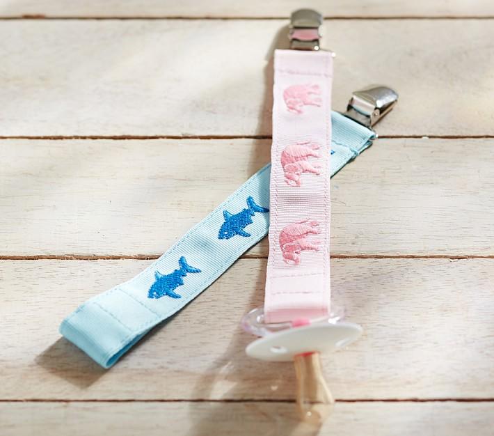 Baby Gifts Star Wars Baby Shower Star Wars Pacifier Clip Custom Baby Gift Star Wars Nursery Star Wars Ribbon Pacifier Clip