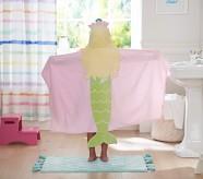 Potterybarn Mermaid Hooded Towel