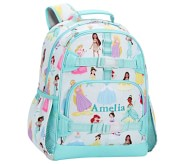 Potterybarn Aqua Disney Princess Kids Backpack