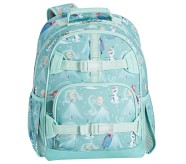 Potterybarn Aqua Disney Frozen Kids Backpacks