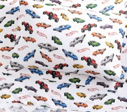Potterybarn Hot Wheels Kids Sheet Set