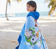 Potterybarn Disney?Pixar TOY STORY Hooded Beach Towel