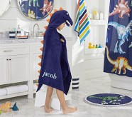 Potterybarn T-Rex Hooded Towel