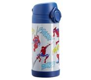 Potterybarn Marvel Glow-in-the-Dark Spider-Man Kids Water Bottles & Thermos