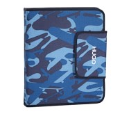 포터리반 카모 맥킨지 파일 폴더  Potterybarn Mackenzie Navy Skateboard Camo Homework Holder