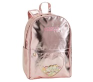 Potterybarn Monique Lhuillier Blush Shine Backpack