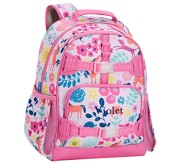 Potterybarn Mackenzie Pink Sashas Garden Backpacks