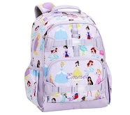 Potterybarn Mackenzie Lavender Disney Princess Backpack
