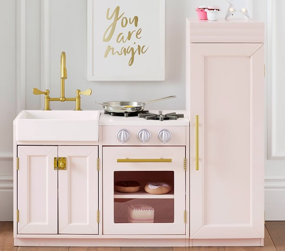 Chelsea All In 1 Play Kitchen Pottery Barn Kids