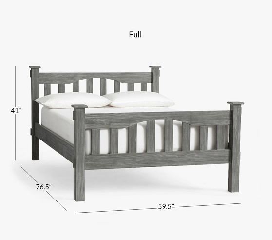 Kendall Kids Bed Pottery Barn Kids